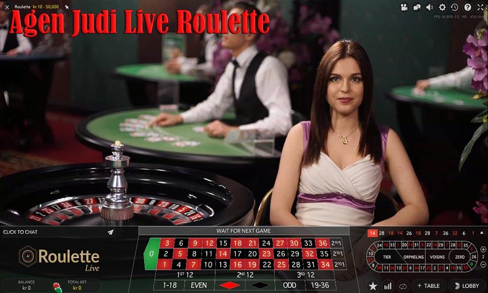 Agen Judi Roulette Online Terpercaya Uang Asli 25rb Termurah